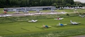 About Elstree Aerodrome